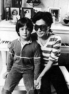 Yoko & Sean Lennon